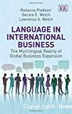 Language in international business