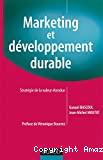 Marketing et développement durable