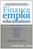 Finance, emploi, relocalisation