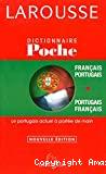 Dictionnaire de Poche : Français-Portugais / Portugais Français
