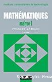 Mathématiques - Analyse 1