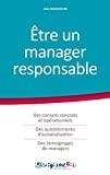 Etre un manager responsable