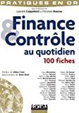 Finance & contrôle au quotidien
