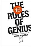 The 46 rules of genius