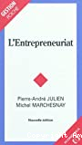 L' entrepreneuriat