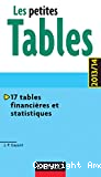 Les petites tables 2013-2014
