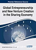 Global Entrepreneurship and New Venture Creation in the Sharing Economy