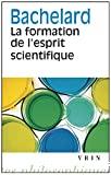 FORMATION DE L'ESPRIT SCIENTIFIQUE (LA)