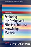 Exploring the design and effects of internal knowledge markets